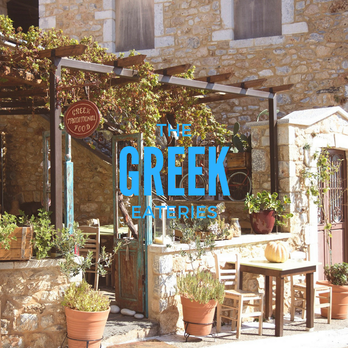 Join The Greek Eateries
