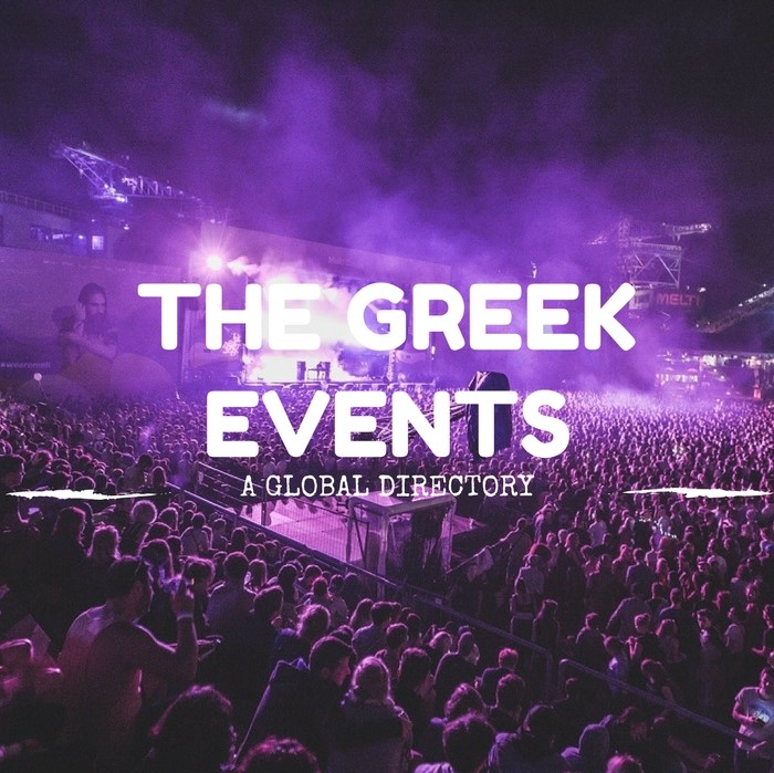 Join The Greek Events